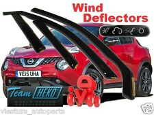 Nissan Juke 5D  2010 - 2016 Wind deflectors  4.pc  HEKO  24277