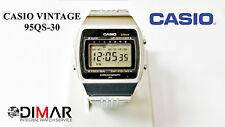 VINTAGE CASIO 95QS-30 MODULO 95 JAPAN AÑO 1977 CHRONOGRAPH