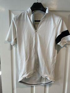 Rapha Classic jersey, white black, large