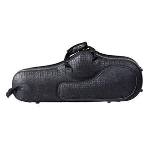 Alto Saxophone Carrying Gig Bag Box Case Handbag Black