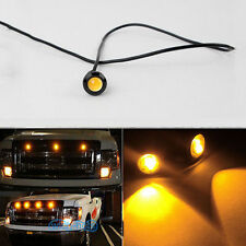 1x Amber Grille Lighting LED For Ford SVT Raptor Style Universal Fit Truck SUV