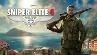 Sniper Elite 4 | Steam Key | PC | Digital | Worldwide |
