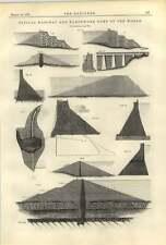 1887 más típicas albañilería y terraplenado presas del mundo