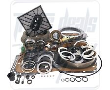 TH350 TH350C Turbo 350 Hi-Energy Green Deluxe Transmission Rebuild Kit Level 2