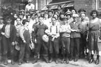 1913-Lane Cotton Mill-New Orleans-Youngest Workers-Typical Conditions-8x12 Photo