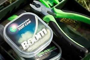 Korda Boom Fluorocarbon Stiff Link/Krimp Tool/Accessories Hooklink Items