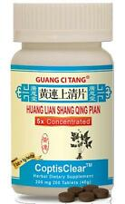 Guang Ci Tang, Huang Lian Shang Qing Pian,  CoptisClear, 200 mg, 200 ct