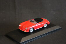 Minichamps Porsche 356 A Speedster 1956 1:43 Red (HB)