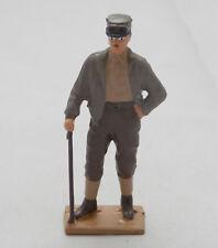 Figurine Collection Soldat plomb CBG Mignot Général Leclerc Division FRANCE