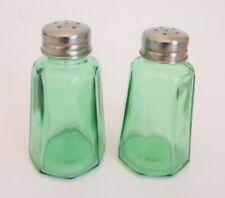 33 Aluminum Lid HA Vintage Milk Glass Pepper Shaker
