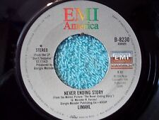 Limahl-Never Ending Story / Ivory Tower-1984-45rpm-EX