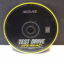 Test Drive Off-Road (PC, 1997) DISC ONLY