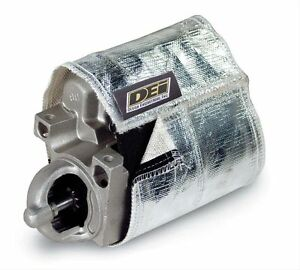 LS1 LT1 Versa-Shield High Temp 500 Degree Heat Insulation Wrap for Starters DEI