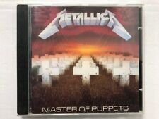 metallica master of puppets CD C/5