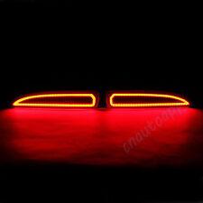 LED Rear Bumper Warning Light Car Brake Running Lamp For Mazda 3 2014/ ATENZA 15
