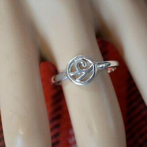 sterling silver new Charles Rennie Mackintosh ring