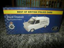 1:43 Vanguards/Atlas Ford Transit Metropolitan Police OVP