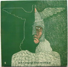 JOHN MAYALL Crusade 1970's AUSTRALIA World Record Club LP DIFFERENT COVER Blues