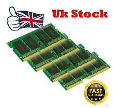 16GB 4x 4 GB di memoria RAM per Apple iMac PC3-8500 ddr3 1066 Mhz SODIMM