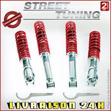 Kit suspension - amortisseurs combinés filetés réglables - Audi A4 B5 Quattro