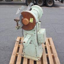 "Hebco 27/18 280x50mm 11x2""  Inch 3 phase heavy duty Dual stone Pedestal Grinder"