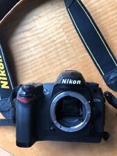 Nikon D D70s 6.1MP Digital SLR Camera - Black (Body Only)- EXCELLENT CONDITION