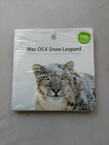 Apple Mac OS X 10.6.3 Snow Leopard Installation DVD - used once