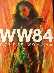 WONDER WOMAN 84 (WW 84 NEW SEALED 2021DVD)