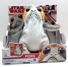 Star Wars: The Last Jedi PORG Electronic Plush