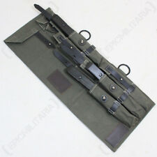 WW2 German MP40 SMG Carry Case - Repro Soldier Army Webbing Carrier Bag Heer New