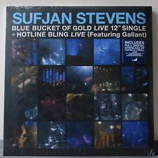 "SUFJAN STEVENS 'Blue Bucket Live' Ltd. Edition BLUE Vinyl 12"" NEW/SEALED"