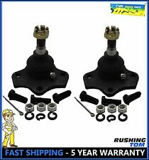 Comet Torino Ford Mustang Maverick Fairlane (2) Front Upper Ball Joints