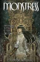 Monstress Volume 1 Awakening GN Marjorie M Liu Sana Takeda Image TPB New NM