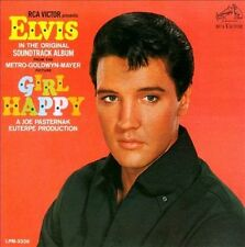 ELVIS PRESLEY - GIRL HAPPY - NEW SEALED CD - 12 SONGS