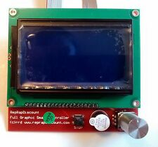3D Printer 12864 LCD Controller with SD card slot for Ramps 1.4 Graphics Display