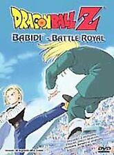 Dragon Ball Z - Babidi: Battle Royale (DVD, 2001)