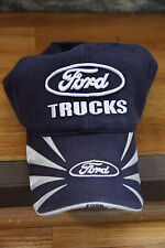 Ford Motor Company Trucks Hat Adjustable Cap Official Licensed Product Racing