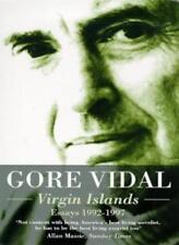 Virgin Islands,Gore Vidal- 9780349110653