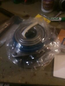 Front Wheel Hub And Bearing Assembly For Pontiac	Montana Chevrolet Pontiac W/ABS