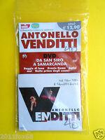 dvds antonello venditti 40 n. 11 da san siro a samarcanda grazie roma amici mai