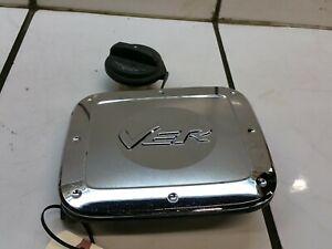 2007 HYUNDAI VERACRUZ FUEL DOOR W/ GAS CAP