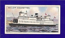 SOUTHERN PACIFIC Co  FRESNO  FERRY San Fransico to Oakland 1931 original card