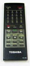 Toshiba VC-59B Remote Control