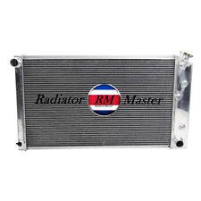 "Aluminum Radiator For Chevrolet Impala/Malibu/Monte Carlo/K5 Blazer/Caprice 28"""