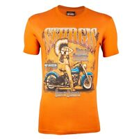 Sturgis Harley-Davidson® Men's Native Lady Short Sleeve T-Shirt