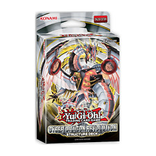 Cyber Dragon Revolution Structure Deck NO BOX - Unlimited Edt - Yu-Gi-Oh! TCG