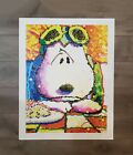 """Snoopy Last Supper Canvas Print 24"""" x 32"""" Tom Everhart"""