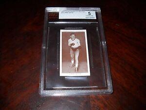 Rare 1938 Churchman's Cigarettes #39 Jimmy Wilde BVG 5 Boxing