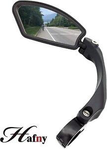 Arkham Fahrradspiegel Rückspiegel Genaration 2.0 für Fahrrad Motorrad E-Bike