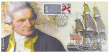2018 - HMS Endeavour, Voyages of Discovery - Captain Cook Themed Smilers FDC